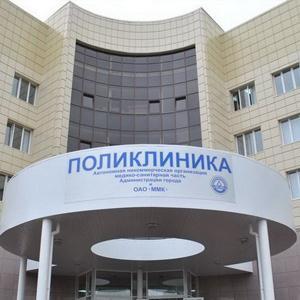 Поликлиники Троицко-Печерска